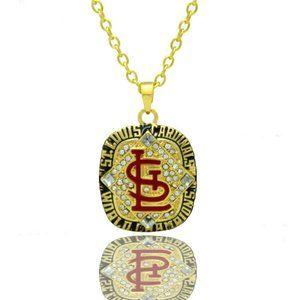 USA St. Louis Cardinals 2006 Pendant Necklace